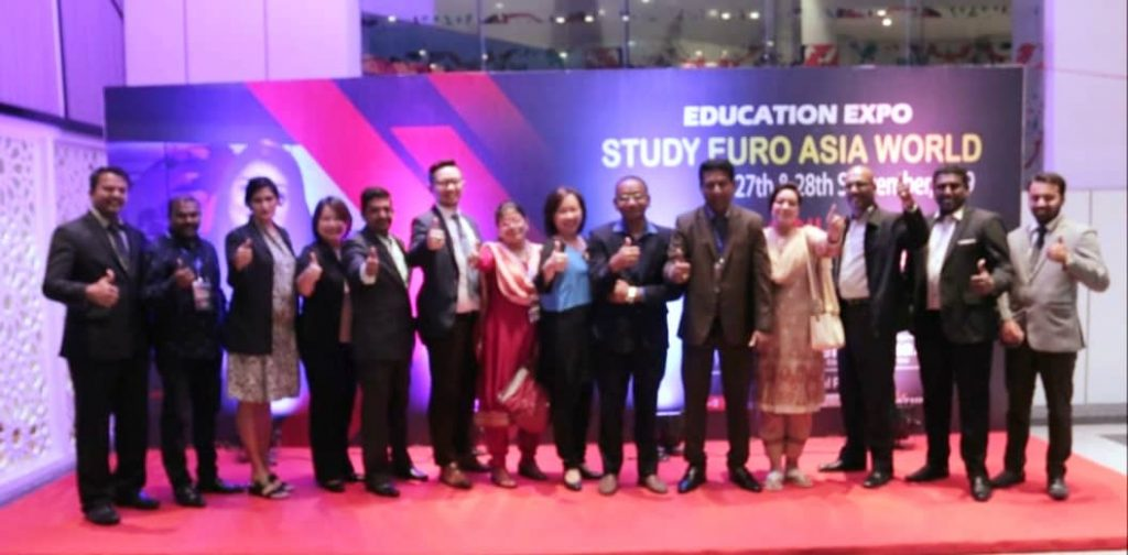 Education Expo: Study Euro Asia World 2019- News